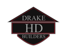 hd drake builders logo